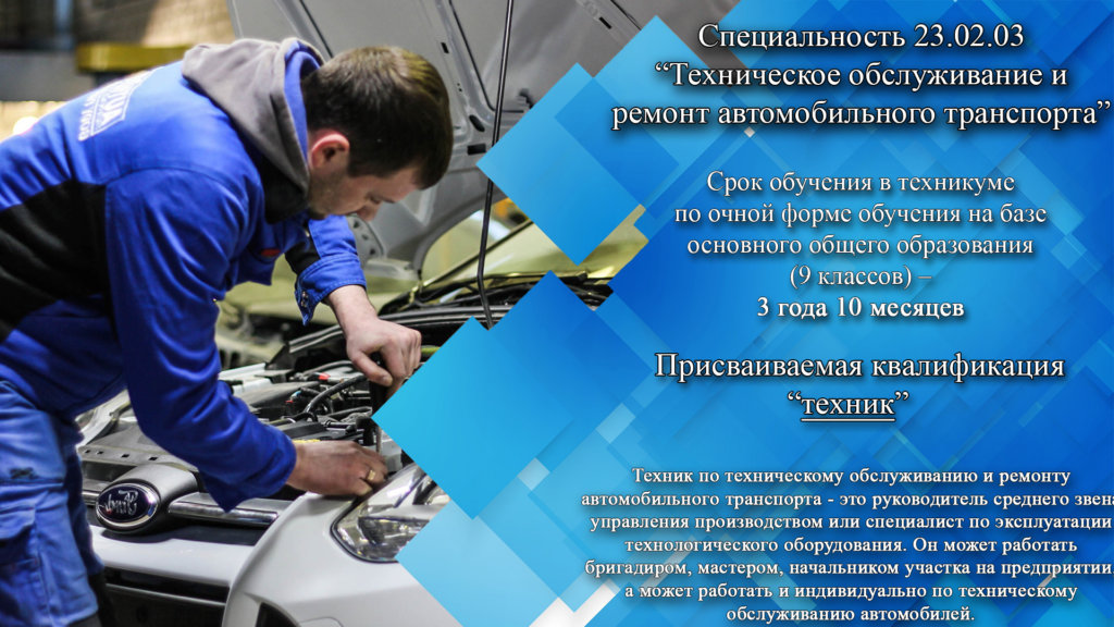 Профессии и специальности